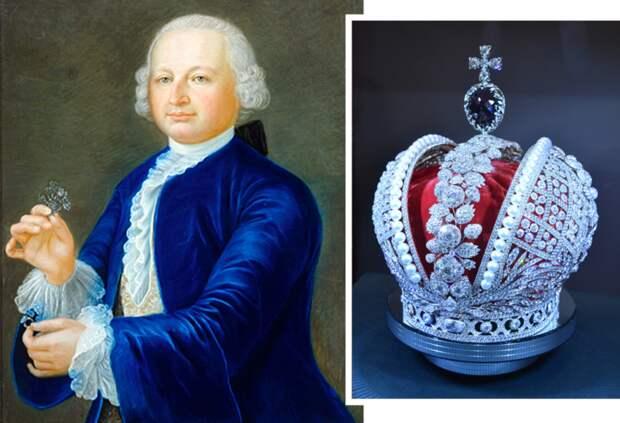 5 фактов о короне Российской империи