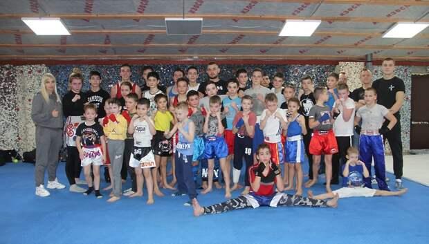 В Подольске около 60 человек посетили тренерский семинар в спортклубе округа