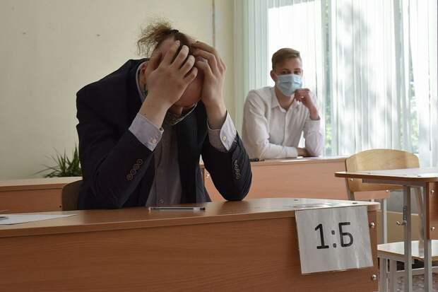 В Тверской области стартовала очная сдача ЕГЭ