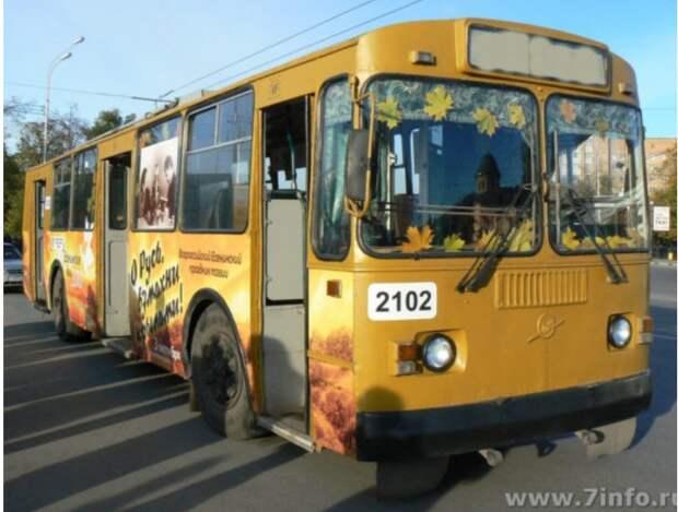 Троллейбус №2 вернётся на улицы Рязани