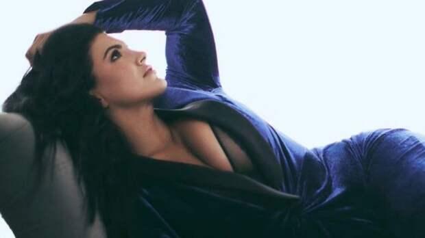 Экс-бойца ММА Джину Карано уволили из сериала по «Звездным войнам» за посты в соцсетях