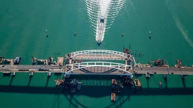 Киев назвал сумму убытков от Крымского моста и готовит счет России