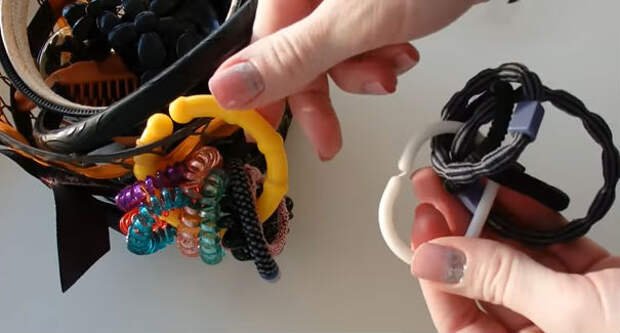 Неожиданные идеи использования колец для душевой шторки не по назначению