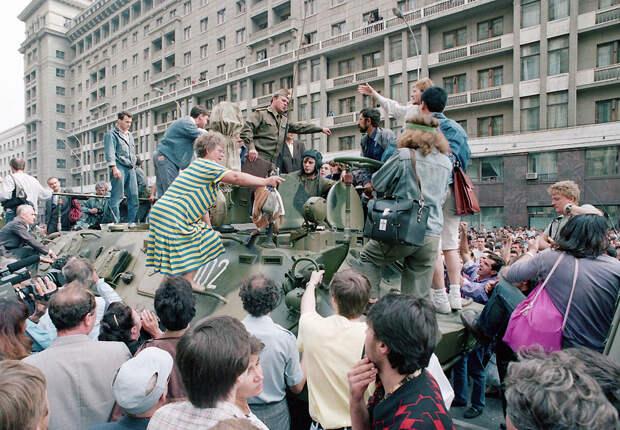 793 Развал Советского Союза