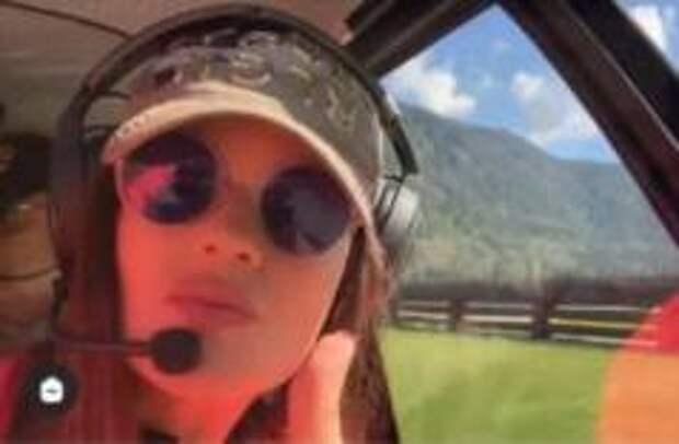 Екатерина Андреева рассказала как отдыхает на Алтае