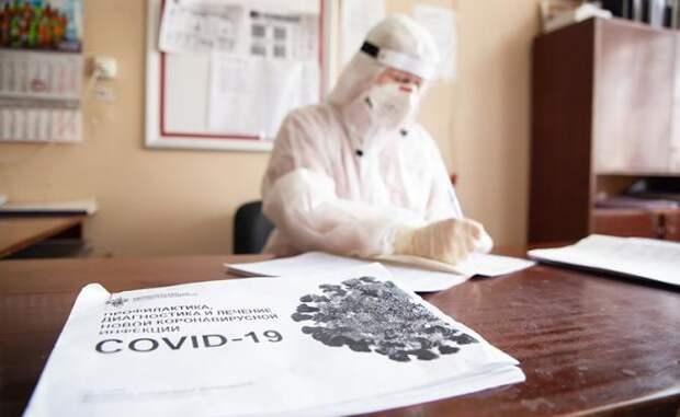 Страна-«цеЄвропа» бьет рекорды коронавирусной пандемии и лечится настойкой боярышника