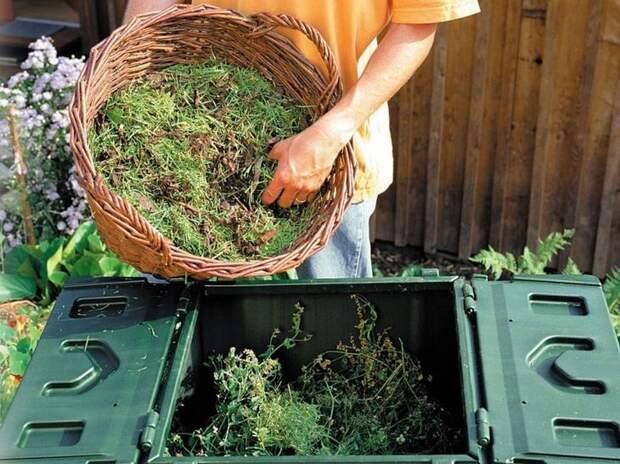 Для того чтобы процесс создания компоста протекал правильно, следует внимательно отнестись к выборе места для компостера