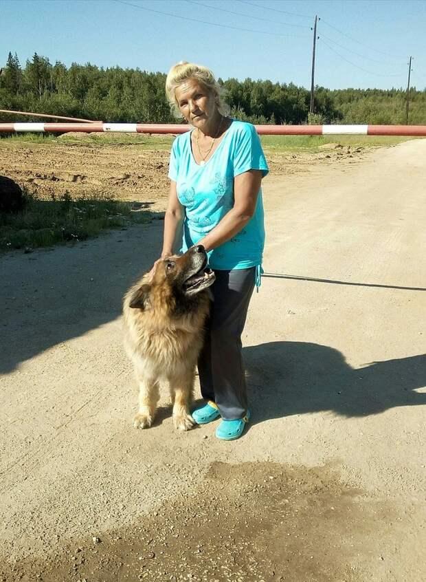 Фаина Агафонцева не мыслит своей жизни без пушистых друзей