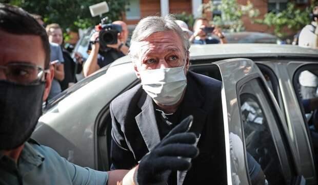 Ефремов пообещал адвокату баснословную сумму за свое освобождение
