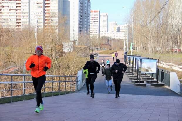 Любители бега соберутся в сквере на Олонецком проезде