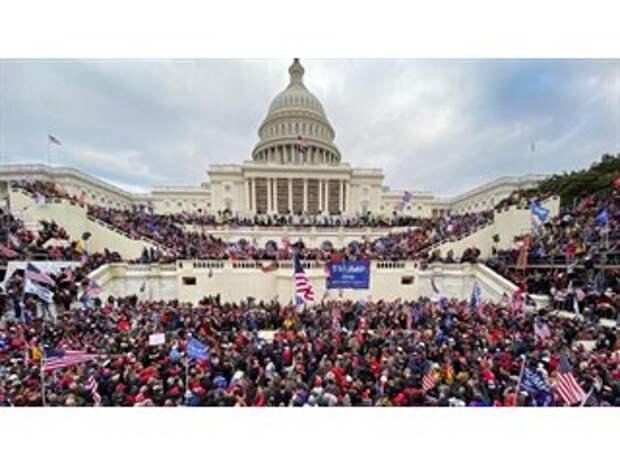 Десять часов, похоронившие демократию в США