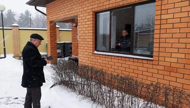 Жители СНТ Подольска добросовестно соблюдают режим самоизоляции