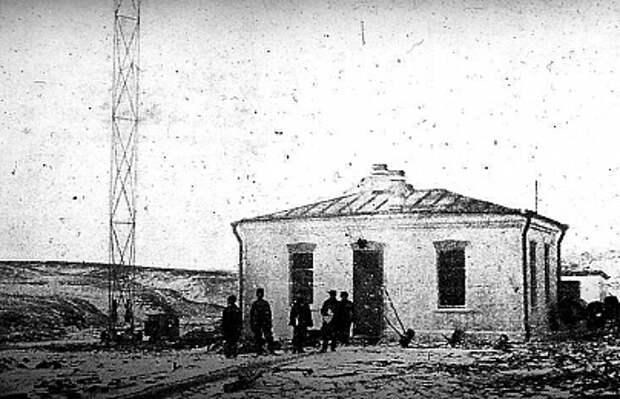 Радиостанция Вайгач
