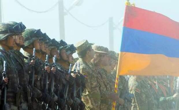 Пашинян поможет НАТО захватывать плацдармы