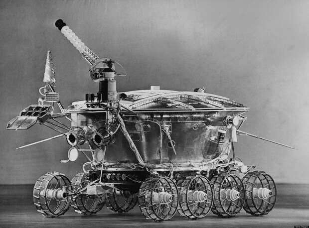 Как «Луноход-1» стал советским ответом Америке