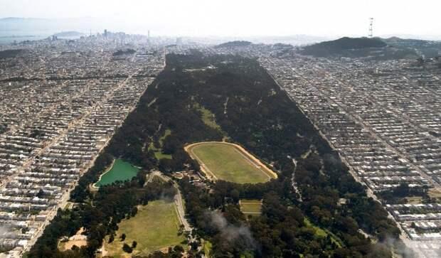 парк Золотые Ворота