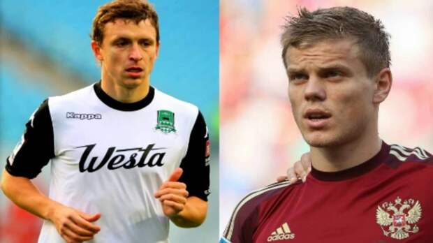 Кокорина и Мамаева исключили из сборной России