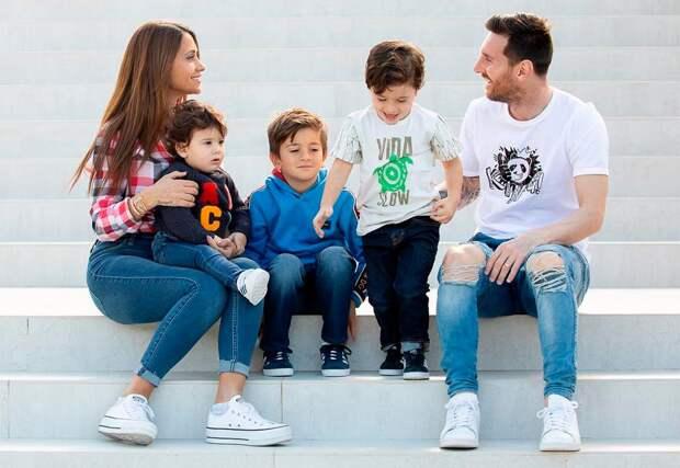 Месси сообщил, что один изего сыновей является фанатом «Реала»