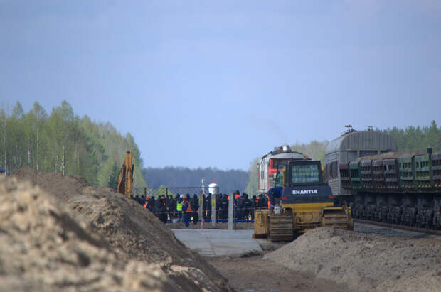 В Архангельске расторгли договор с компанией, строившей полигон в Шиесе