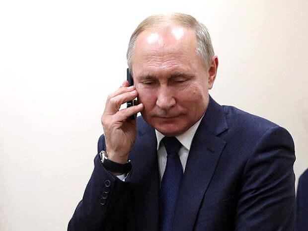 Путин решил отправить Индии экстренную помощь