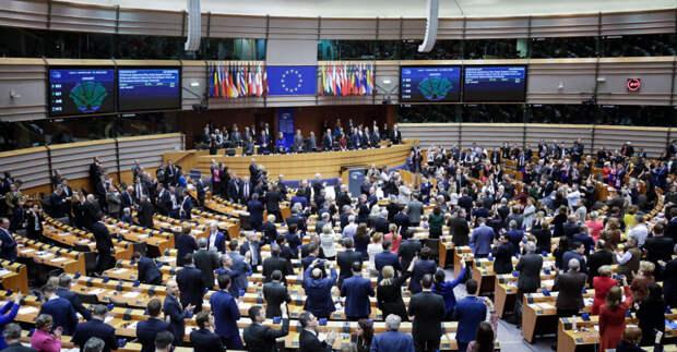 ЕвроПарламент голосует за признание Навального президентом России