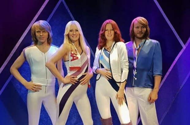 Стало известно о записи новых песен группы ABBA