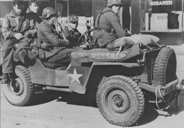 Почему американские солдаты не ездили в джипах вчетвером