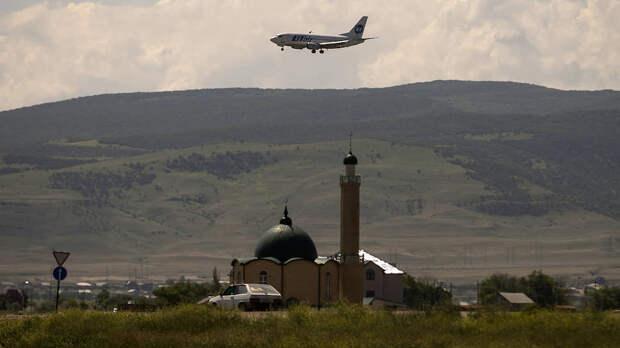 Аэропорт Махачкалы предлагают обновить за счет Минобороны