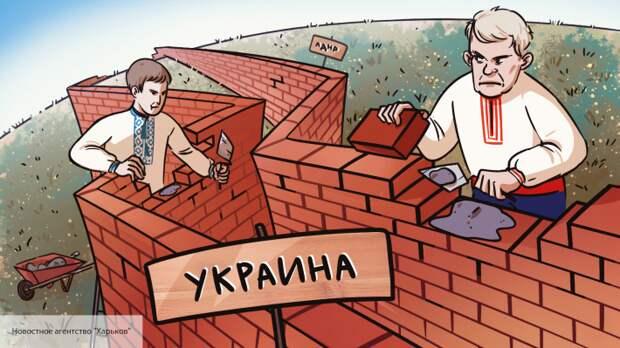 Асеев призвал закрыть Украину от ЛДНР и заморозить конфликт в Донбассе