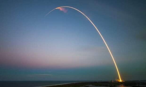 Испытания новых типов ракетных двигателей