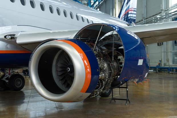 Sukhoi надеется найти вариант российского двигателя для SSJ100
