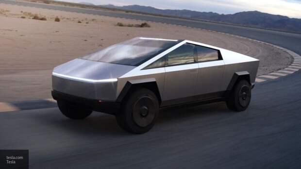 Маск задумался над превращением Tesla Cybertruck в автомобиль-амфибию