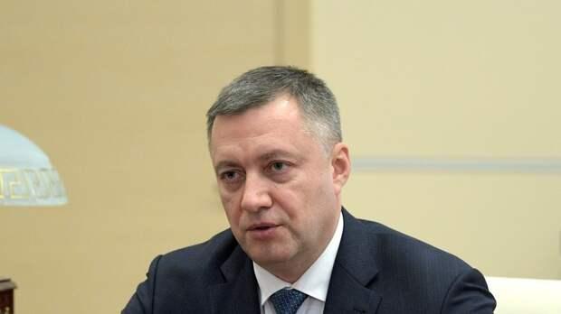 Губернатор Иркутской области заболел коронавирусом