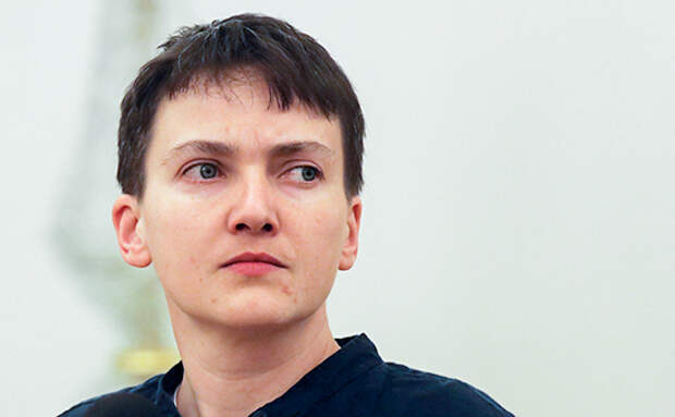 Савченко «взорвала» Верховную раду (ВИДЕО)