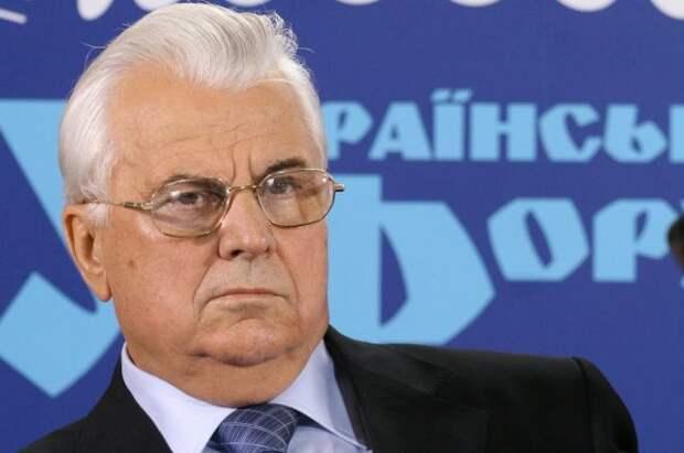 Кравчук заявил, что готовит предложения по системе управления Донбассом
