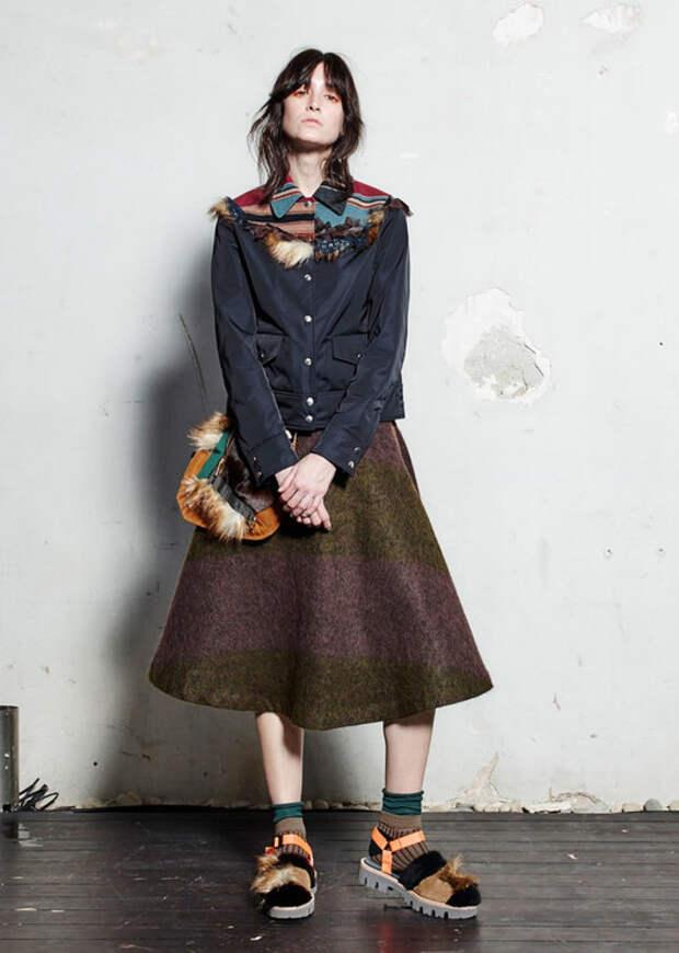 28 осенних образов от бренда Kolor