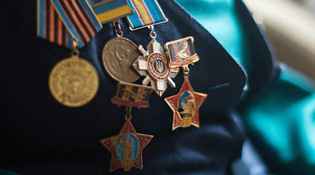 Украинские власти назвали сумму единоразовой помощи ветеранам ко Дню Победы