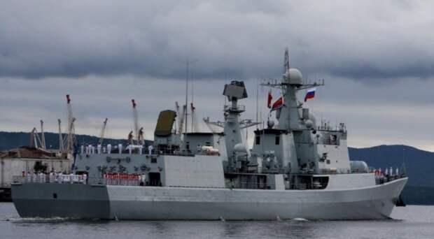 Россия и Китай поймали США в крепкий «морской капкан»