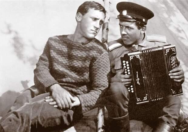 Вот что на самом деле произошло между Владимиром Высоцким и Валерием Золотухиным.