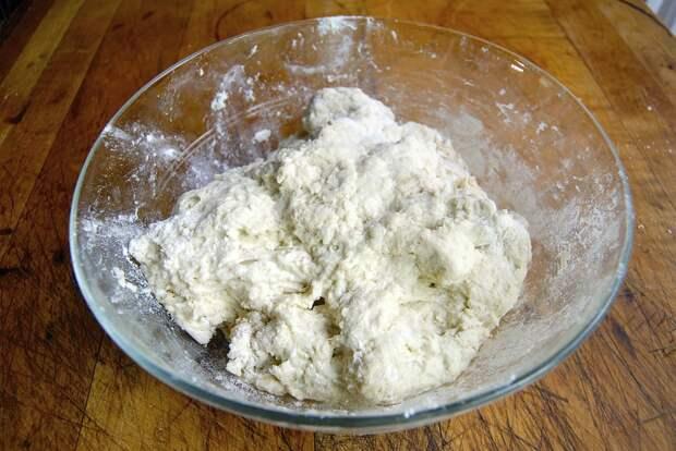 Воздушное тесто для вареников: самый правильный рецепт!