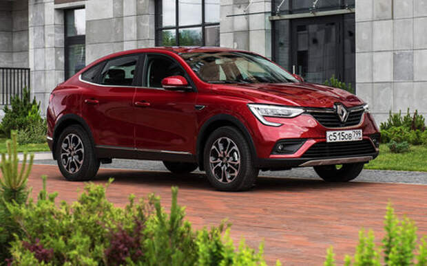Renault Arkana: 5 плюсов и один минус