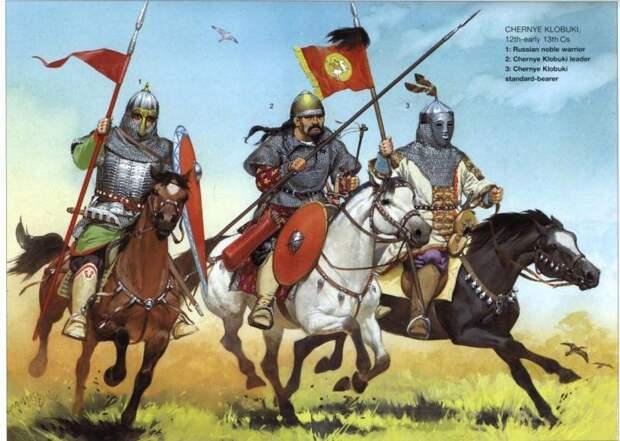 Русская история на английском языке