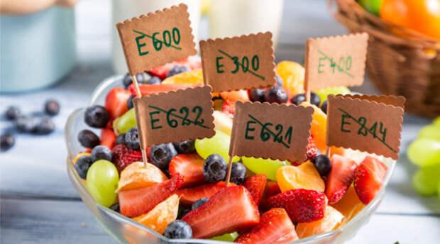 Не ешь меня: опасные Е-добавки в продуктах
