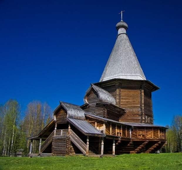 Красота уходящая: 15 деревянных храмов русского Севера