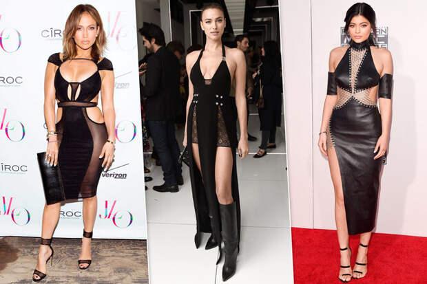 20 звезд, которые облажались даже с маленьким черным платьем