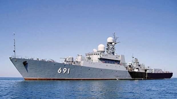 Экипаж корабля «Дагестан» выполнит пуски ракет «Калибр-НК» на учениях Каспийской флотилии