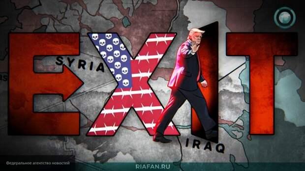 «Выглядит нагло»: Слуцикий о заявлении США «убираться России с Ближнего Востока»