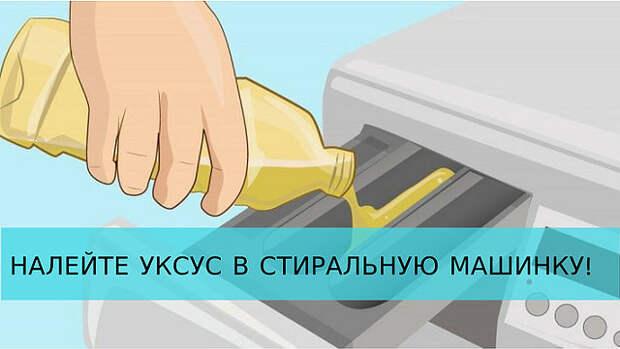 Варварушка Рукодельница: Уксус заменит при стирке ополаскиватель и пятновыводитель.