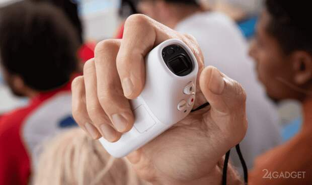 Canon выпустила компактную камеру ультразум PowerShot Zoom