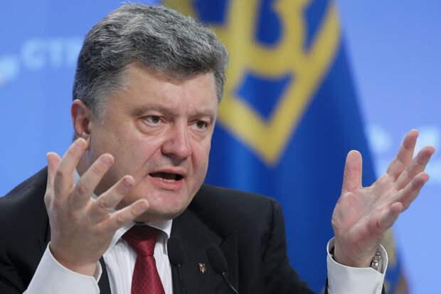 Порошенко назвал исторические причины потери Крыма
